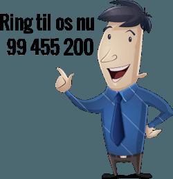opstart af virksomhed i Brønderslev Kommune Ring til os på 99 455 200