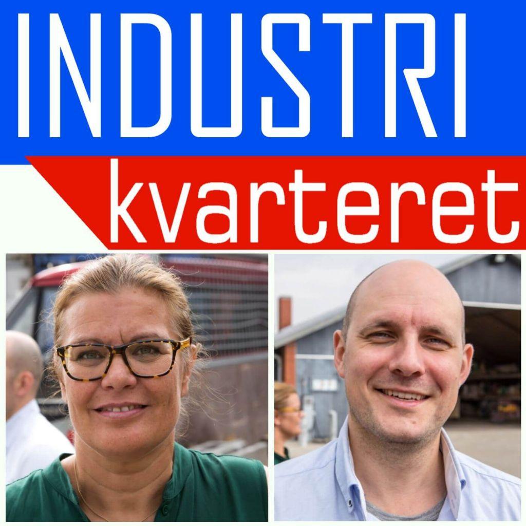 # 0 – Hvad er Industrikvarteret