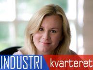 Industri-kvarteret pressekontakt med Brønderslev Erhverv og Anne Falck