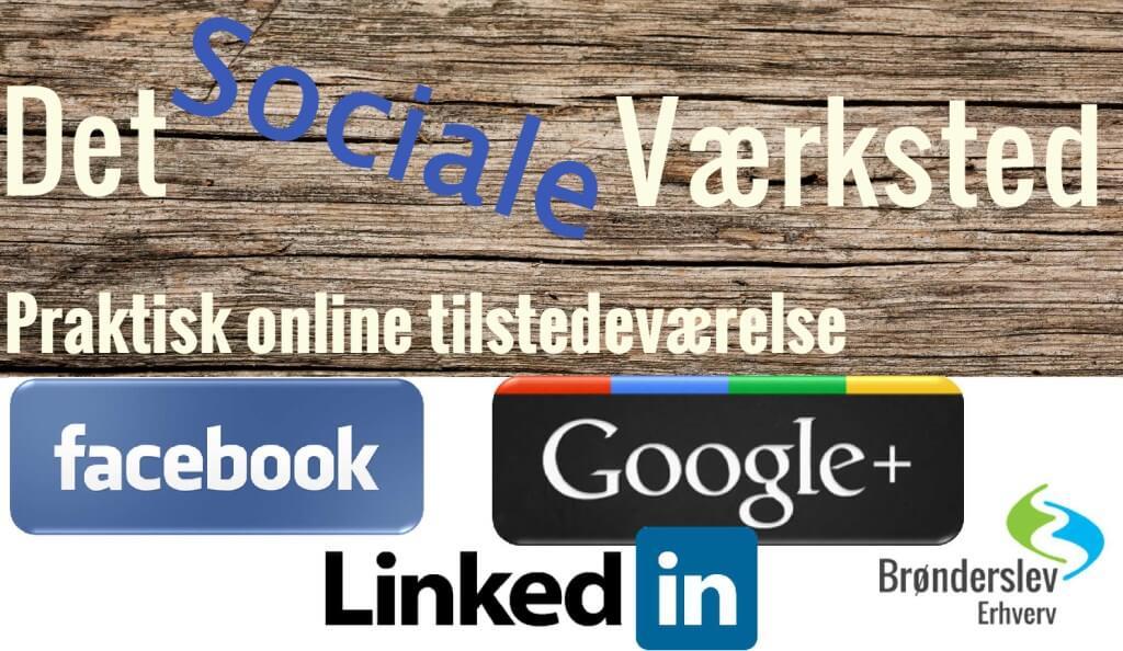 Det Sociale Værksted - bliv fundet af Google