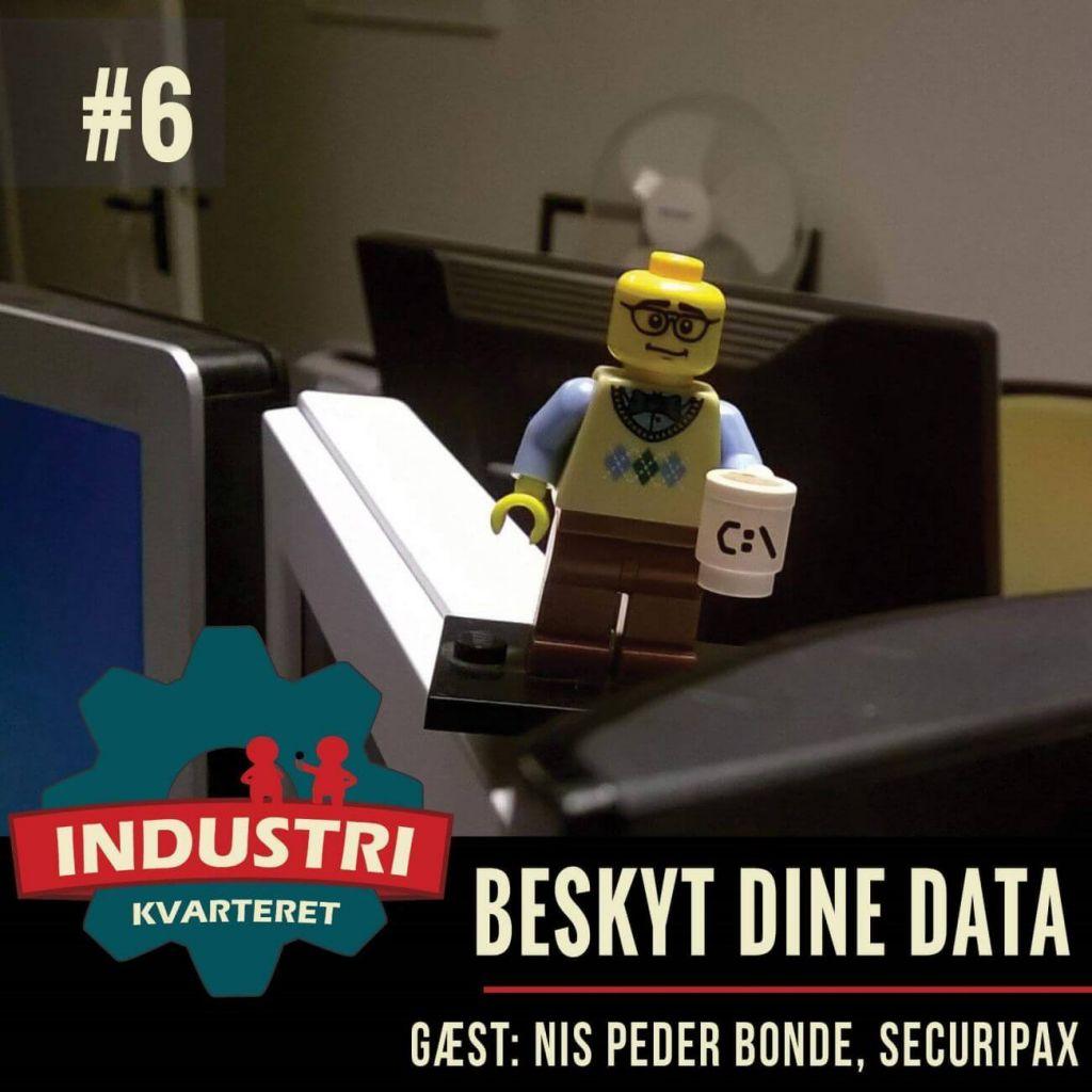 #6 Beskyt Dine Data