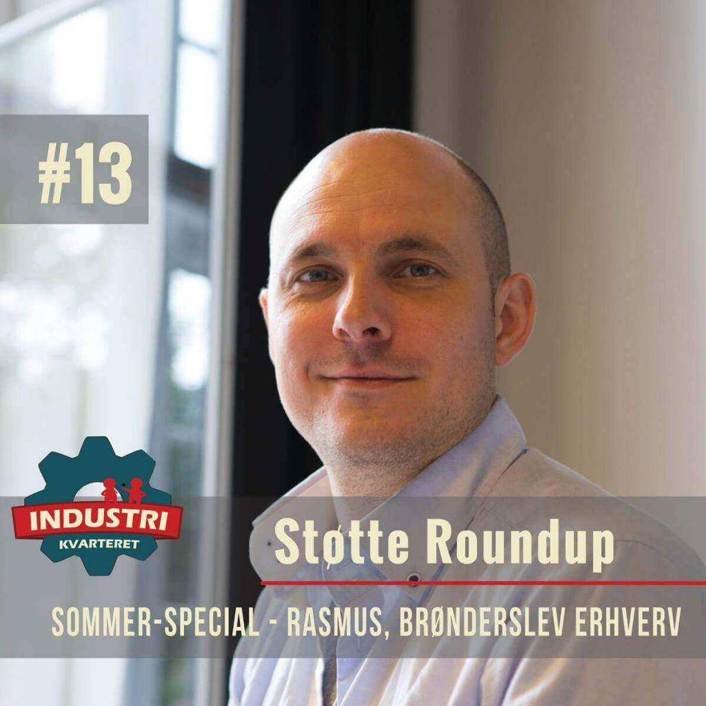 #13 Støtte Roundup