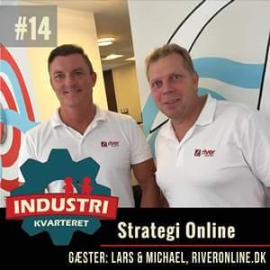 Strategi Online med podcast for virksomheder