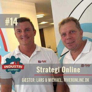 #14 Strategi Online