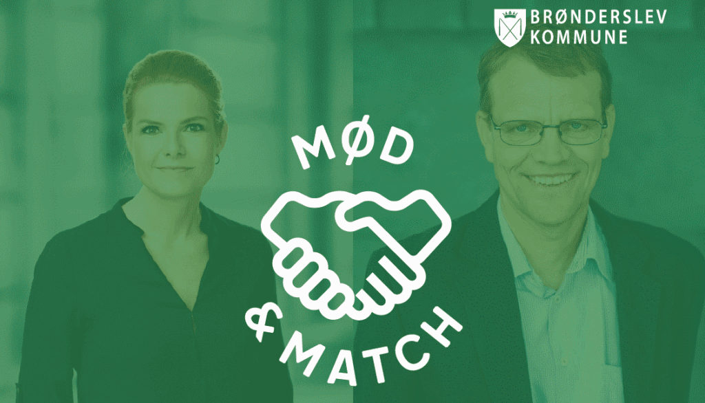 Mød & Match - Jobmesse integration