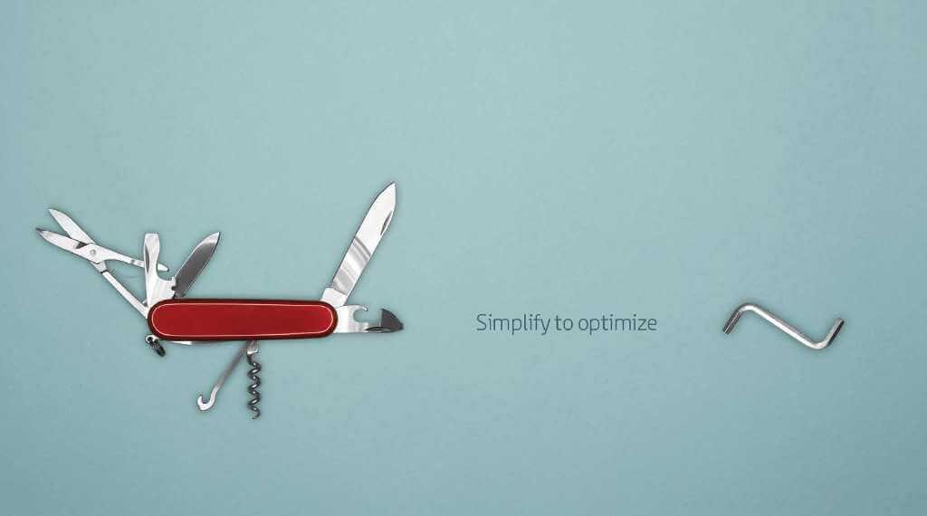 Simplimize - infomøde om forenkling af din virksomhed