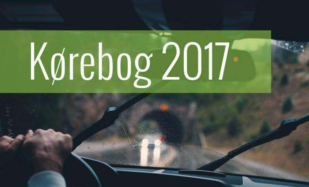 Kørebog 2017