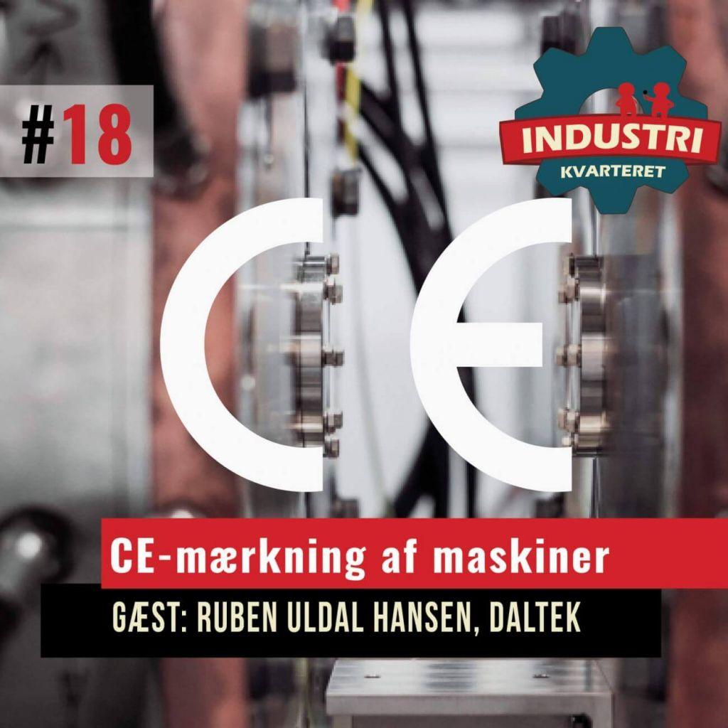 #18 CE-mærkning