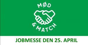Jobmesse – Mød & Match