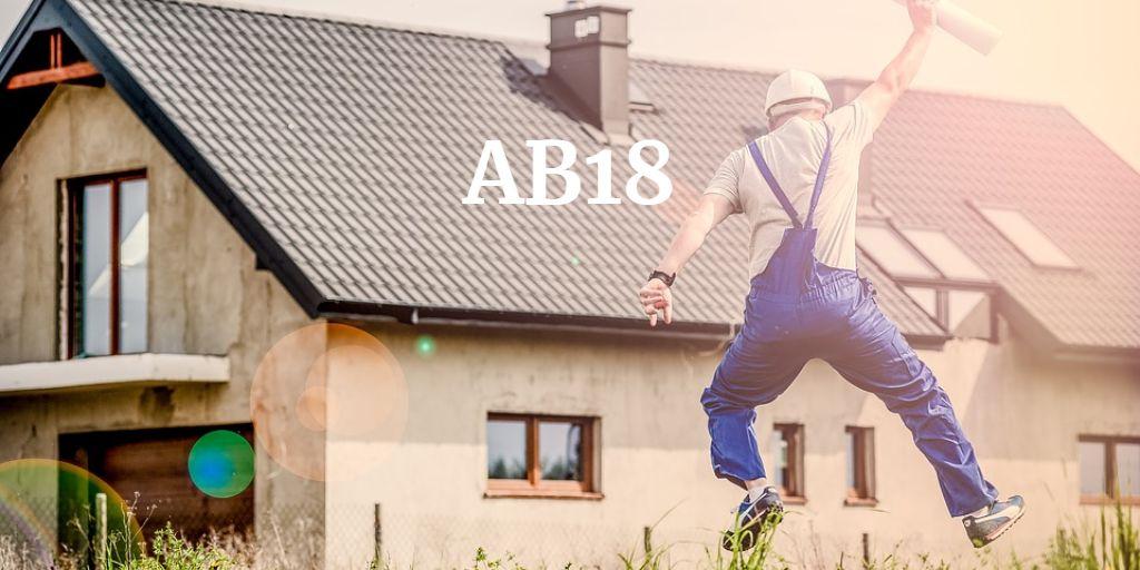 Praktisk brug af AB 18