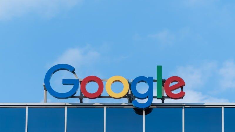 Google og ny hjemmeside